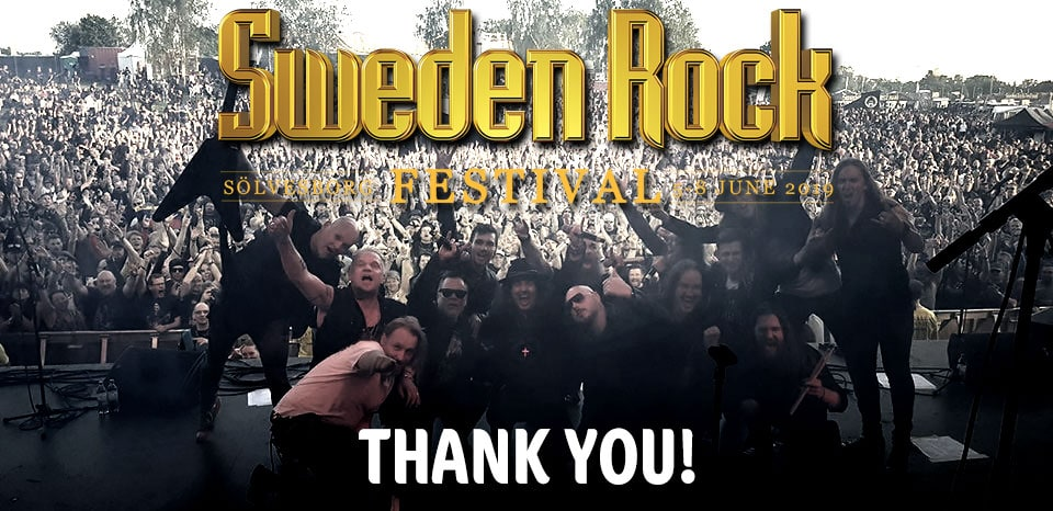 Gathering Of Kings Sweden Rock Festival
