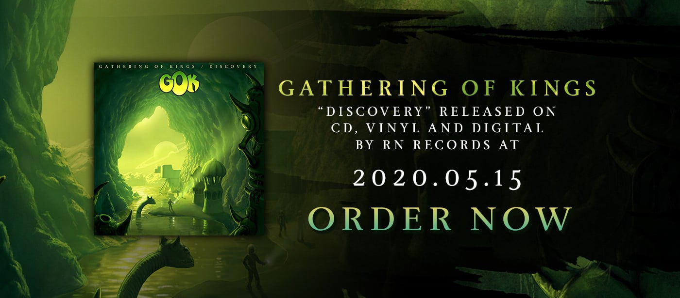 Gathering Of Kings Discovery