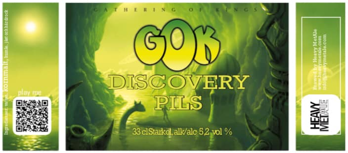 Discovery Pils